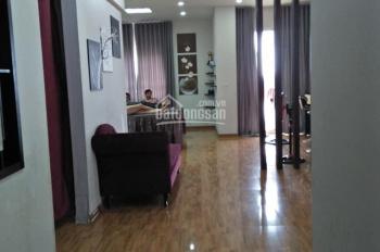 Cho thuê CHCC tòa nhà Vườn Xuân, 71 Nguyễn Chí Thanh, cho thuê làm VP, 130m2, 3PN, 11tr/th
