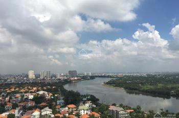 Nassim Thảo Điền - 4PN cho thuê KNT - 72tr/tháng bao phí - view sông - lầu cao - 0902497139 Phát