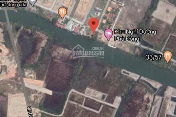 Bán lô đất view sông Ông Kèo, đường 8m, gần dự án phú Mỹ Hưng Khu nhà vườn biệt thự