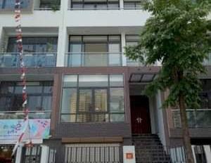 Cho thuê nhà liền kề nằm ngay ngã tư Nguyễn Tuân - Ngụy Như Kon Tum - Thanh Xuân, DT 100m2, 4 tầng