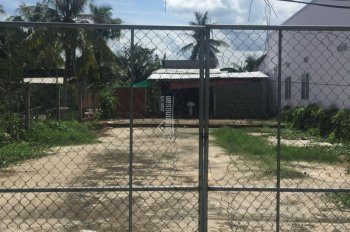 Bán đất mặt tiền khu 3 thị trấn Cái Bè, 10x20m, tiện xây nhà ở buôn bán