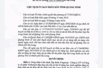 Bán đất phường Hà An, Thị Xã Quảng Yên