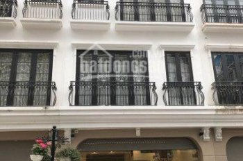 Cho thuê nhà liền kề mặt phố Nam Trung Yên, Cầu Giấy. 120m2, 5 tầng, MT 6m, thang máy giá 80tr/th