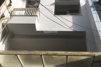 Bán nhà quận Tân Phú, HXH trệt 3 lầu, ST, 6 phòng, DTSD 250m2, nội thất cao cấp, giá 5,5 tỷ