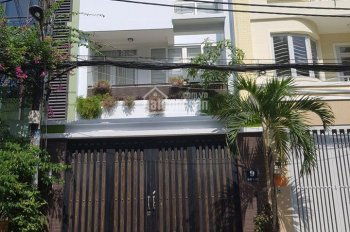 Bán nhà khu biệt thự Nguyễn Cảnh Dị, P. 4, Tân Bình, nhà đẹp 3 tầng + tặng nội thất. Giá chỉ 7.9 tỷ