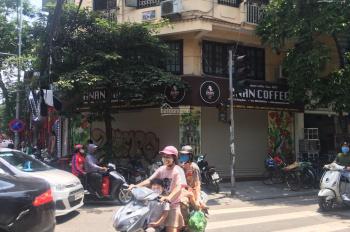 Cho thuê nhà mặt phố Trần Huy Liệu, thích hợp làm đồ uống, cafe, trà chanh thuê thẳng