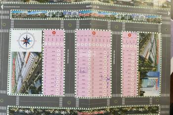 Mặt tiền HL 12, đường 12m, còn đúng 4 lô sổ hồng 100m2 thổ cư giá đầu tư F0