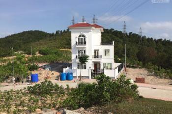 Chính chủ cần tiền bán gấp lô đất biệt thự Đồi Thủy Sản, Hạ Long, view nhìn Vịnh, giá chỉ 15 tr/m2