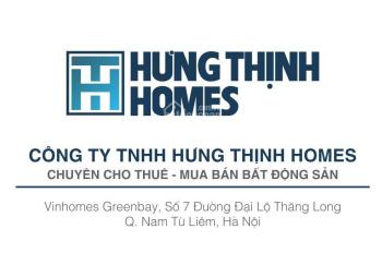 Xem ngay! Top 10 căn hộ rẻ nhất Vinhomes Green Bay, 1PN~4PN, từ 5.5tr/th - 097.393.1023