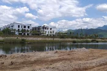 Bán đất 4 mặt tiền Đàm Quang Trung, mặt tiền sông Cu Đê, cách Nguyễn Lương Bằng chỉ 50m