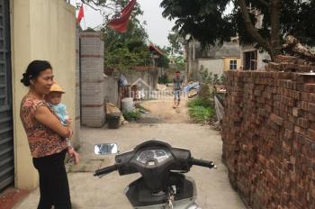 Bán đất tặng nhà tại tổ dân phố Bình Minh, Gia Lâm, Hà Nội, LH em Thiện 0844444407