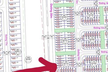 CC bán liền kề khu đô thị Thanh Hà đường 30m ngay chung cư DT 112,5m2 giá đầu tư. LH 0985017493