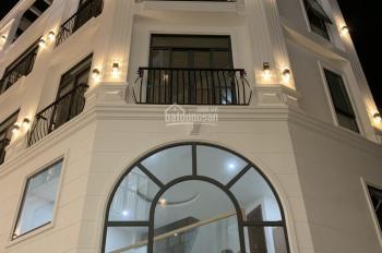 Bán biệt thự mini đường Hoàng Hoa Thám P. 7 Q. Bình Thạnh 1 trệt 1 lửng 3 lầu 1ST nhà mới giá 7 tỷ