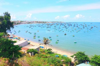Bán 390m2 đường Nguyễn Công Hoan Mũi Né view biển