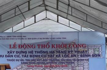 Đất Cẩm Đường liền kề sân bay Long Thành, giá rẻ hơn trường chỉ 1.1tr/m2. LH Anh Bá 0969003232