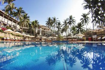 Bán resort Phú Hải trung tâm Phan thiết, phòng đẹp, khuôn viên đẹp, lượng khách ổn định