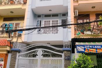 Nhà MT vị trí đắc địa đường Nguyễn Văn Bảo, P4, Gò Vấp. DT 4.3x19m, 3 lầu kiên cố, HĐT 35tr/th