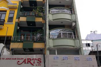 Bán nhà mặt tiền đường Trần Khắc Chân, Quận 1, DT: 4,2x8m, trệt 3 lầu - giá 12,6 tỷ
