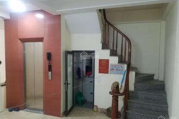 Cho thuê nhà mặt phố Thụy Khuê, quận Tây Hồ, nhà mới xây dựng xong, thang máy