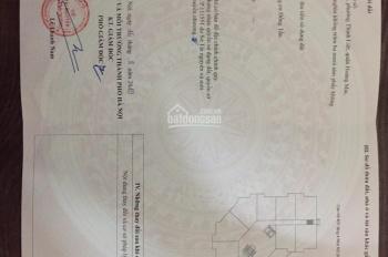 Bán chung cư N3 KĐT Đồng Tàu, Hoàng Mai, 54m2, 2PN. Giá: 1,25 tỷ