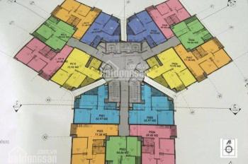 Bán CH chung cư CT3 Yên Nghĩa, căn góc 12, dt: 77m2, có trần thạch cao, giá: 12.5tr/m2. 0986854978