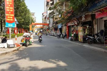 Cho thuê nhà mặt phố Lương Khánh Thiện, gần hồ Đền Lừ, 77m2 x 3 tầng, 18tr/tháng