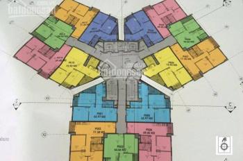 Bán chung cư CT3 Yên Nghĩa, căn 12, dt 77.4m2, giá 12tr/m2 (có sổ đỏ). Gặp chính chủ 0966331603