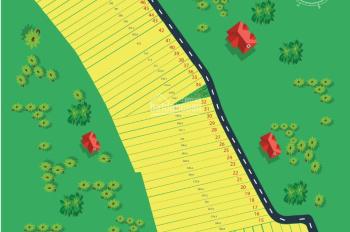 Cần bán gấp lô đất nền thổ cư đã có sổ hồng tại KCN Phú Mỹ, Bà Rịa - Vũng Tàu 300m2 chỉ 650tr