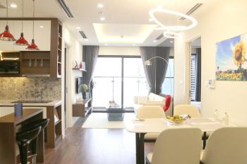 Cho thuê căn hộ MiPec Tower 229 Tây Sơn, 2PN đủ đồ 13tr/1 tháng, LH: 0914822699