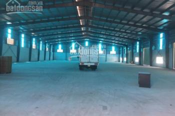 Cho thuê kho xưởng DT 4500m2 KCN Phố Nối B, Mỹ Hào, Hưng Yên. LH 0979 929 686
