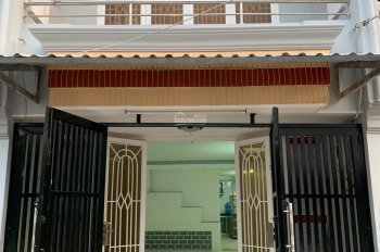 Nhà đẹp giảm 150tr 4 x 12,5m 1 trệt 1 lầu, Nguyễn Quý Yêm, Q. Bình Tân, HCM, 3,7 tỷ Bảo 0903601451