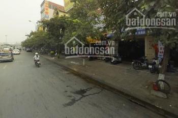 Bán đất mặt phố Văn Cao - Ba Đình, 118m2, mặt tiền 5.3m, cho thuê tốt, giá 35 tỷ.