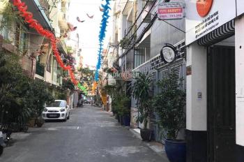 Cho thuê nhà HXH 535/5 Huỳnh Văn Bánh, Phường 13, Quận Phú Nhuận