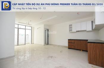 Mình cần bán Phú Đông Premier căn 66m2 tầng 15 block B-08, giá 1.95 tỷ, NH cho vay 1.1 tỷ, bếp mở
