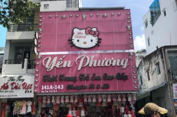 Cho thuê nhà mặt tiền Nguyễn Trãi, quận 5 gần Lê Hồng Phong 8x17m, 1 trệt, 2 lầu