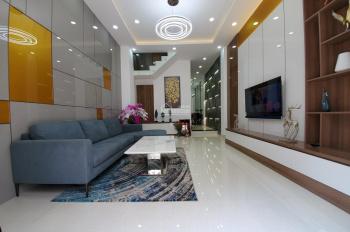 Nhà phố cao cấp, Bảo Ngọc view sông, 4,5x16m, 5 tầng có thang máy. LH: 0901.955567