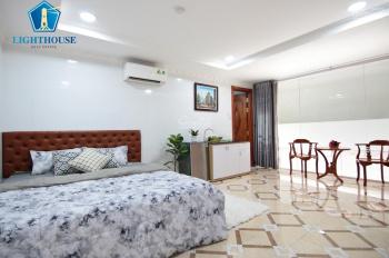 CHDV ngay cầu Nguyễn Tri Phương, phòng trống đầy đủ nội thất chỉ cần xách vali vô ở