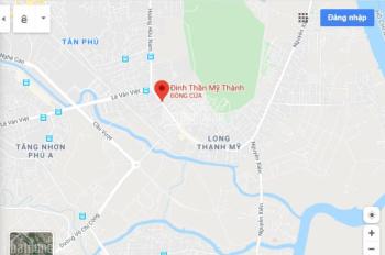 Bán nhà Nguyễn Văn Tăng, gần ngã 3 Mỹ Thành Lê Văn Việt, DT 5x20m, TT 3.9 tỷ/căn, TL