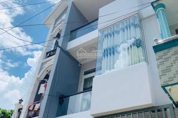 Bán nhà ngay chợ Căn Cứ đường Lê Thị Hồng, p17, Gò Vấp. DT 6x20m 4 lầu, 0919905225