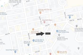 Bán nhà HXH đường Nhật Tảo, Phường 6, Quận 10 thông tứ phía. Cách 2 căn là MT đường Nguyễn Tiểu La