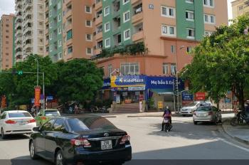 Cho thuê MBKD tầng 1 DT: 310m2, tòa C2 ngã 4 Nguyễn Cơ Thạch/ Lưu Hữu Phước 500.00/m2
