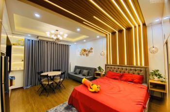 Chú ý: Căn hộ giá rẻ cho thuê CH studio tại Vinhomes D'Capitale, full nội thất đẹp giá 10tr/th