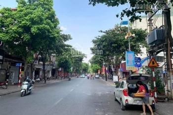 Bán nhà ngõ 154 Ngọc Lâm, 100m2, MT 5m, đường to, ôtô tránh, kinh doanh tốt, LH 0961729229