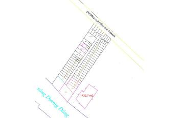 Bán lô đất ven sông Dương Đông phù hợp kinh doanh DV nhà hàng ăn uống. HL: 0919.419.539