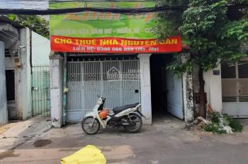 Cho thuê nhà 417/16 Đường Lê Văn Thọ, Phường 9, Quận Gò Vấp. Giá: 12 triệu/ tháng