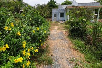 Chính chủ bán nhà đất diện tích 1400m2 gần chợ Hòa Ninh, sổ hồng riêng, giá 1.4 tỷ 0982305781