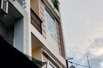 Bán nhà 45m2 4 tầng hẻm 3m đường Kênh Tân Hóa, quận Tân Phú, 4.9 tỷ