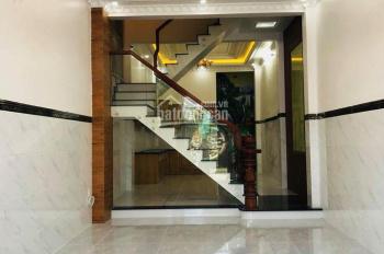 Bán nhà giá rẻ quận Bình Tân, DT 4m x 16m đúc 3 tấm sổ hồng riêng công chứng ngay, LH 0973 660 399