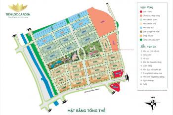 Bán lại lô đất đối diện trường học - dự án Tiến Lộc rẻ hơn thị trường, LH 0917397585