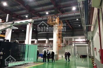 Cho thuê nhà xưởng tại Hải Dương, diện tích từ 3000 - 100000m2
